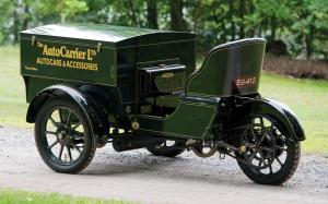 AC Auto Carrier Delivery Box Van (1683) '1912