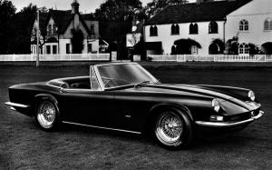 1965 AC 427 Convertible by Frua
