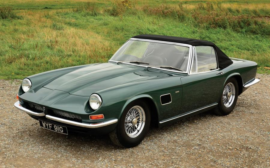 AC 428 Convertible by Frua '1966 - 71
