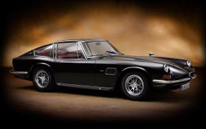 AC 428 Coupe by Frua 1967 года