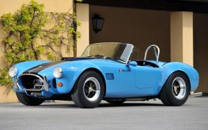 AC Autokraft Cobra Lightweight Roadster