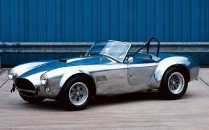 2003 AC Cobra 289 FIA Polished Aluminum