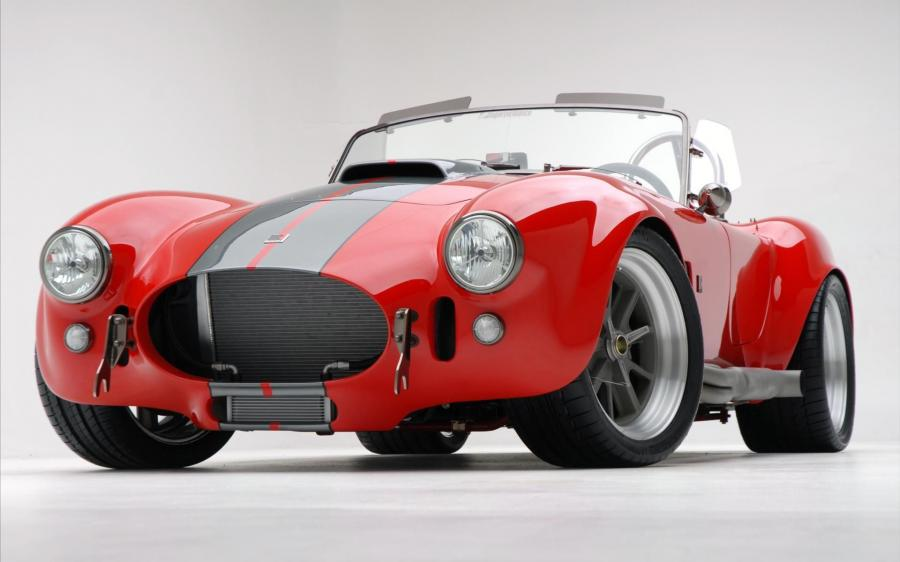 AC Cobra Mk III-R Special Edition by Roush & Superformance '2008