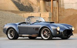 2009 AC Cobra Mk III-R by Superformance
