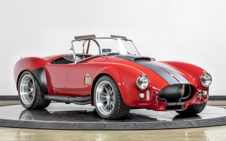 AC Cobra 6 by Superformance '2019