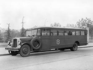 1932 ACF School Bus by Crown Motor Carriage Co.
