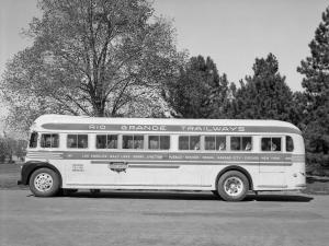 1938 ACF-Brill Model 37-P Bus