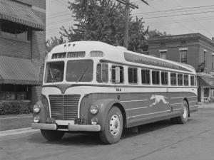 1941 ACF-Brill Model 37-P Bus