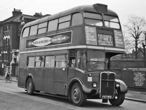 AEC Regent III RT London Transport 1939 года