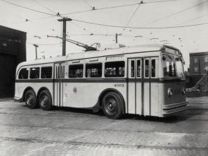 AEC-Park Royal-EEC 663T 1939 года