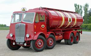 1948 AEC Mammoth Major 8 Mk III Tanker