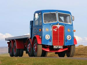 1948 AEC Mammoth Major 8 Mk III