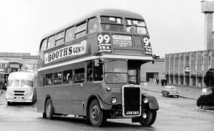 1949 AEC Regent III RT Park Royal