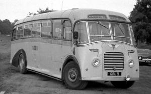 AEC Regal III 9621A Whitson 1950 года (UK)