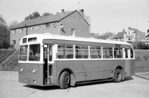 1951 AEC Regal IV 9821E Roe