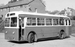 AEC Regal IV 9821E Roe 1951 года (UK)