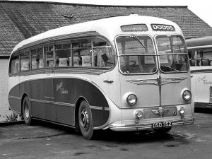 1951 AEC Regal IV 9821E Burlingham Seagull