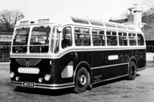 AEC Regal IV 9821E ECW 1952 года (UK)