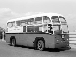 1953 AEC Regal IV 9822E Park Royal