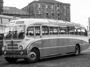 1954 AEC Regal III 6821A Burlingham Seagull