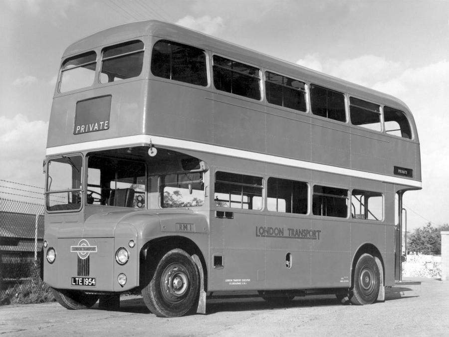 AEC Routemaster RM1 Park Royal Prototype (H36/28R) '1954