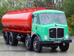 1955 AEC Mammoth Major 6 Mk III Tanker