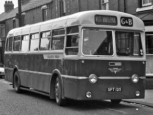 1955 AEC Reliance MU3RV Roe