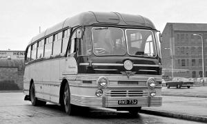 1955 AEC Reliance MU3RV Yeates Riviera