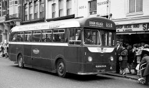 1956 AEC Reliance MU3RV Weymann