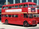 AEC Routemaster RMF Park Royal 1956 года