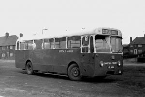 AEC Reliance MU3RV Park Royal 1957 года