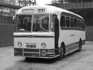 AEC Reliance MU3RV Weymann Fanfare (C41F) (UK) '1957