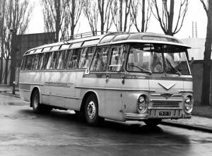 AEC Regal IV Verheul 1958 года (NL)