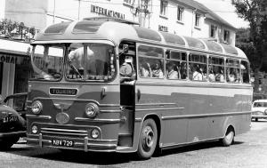 AEC Reliance 2MU3RV Yeates Europa 1958 года
