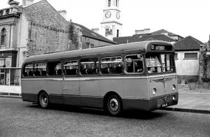 AEC Reliance MU3RV Burlingham 1958 года