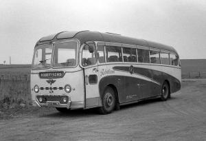 AEC Reliance MU3RV Duple Britannia 1958 года