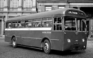 AEC Reliance MU3RV Park Royal 1958 года (UK)