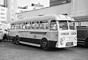 1958 AEC Reliance MU3RV Willowbrook