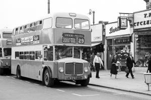1959 AEC Bridgemaster B3RA Park Royal