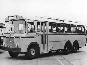 1959 AEC Mammoth Major 6 Mk V Jonckheere