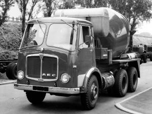 AEC Mammoth Major 6 Mk V Mixer 1959 года
