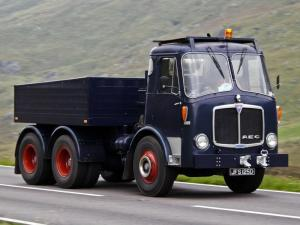 1959 AEC Mammoth Major 6 Mk V