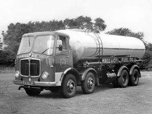 1959 AEC Mammoth Major 8 Mk V Tanker