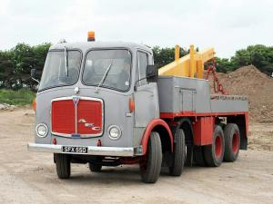 AEC Mammoth Major 8 Mk V Tow Truck 1959 года