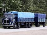 AEC Mammoth Major 8 MkV Flatbed Lorry 1959 года