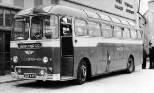 1959 AEC Reliance 2MU3RA Duple Donington