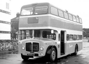 1961 AEC Bridgemaster 2B3RA Park Royal