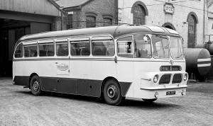 1961 AEC Reliance 2MU3RV Harrington Wayfarer