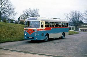 AEC Reliance 2MU3RV Plaxton Highway 1961 года