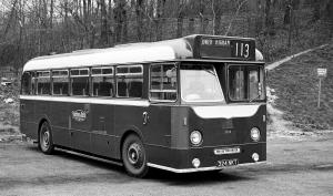 1961 AEC Reliance 2MU3RV Weymann